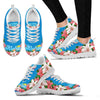 Aloha Hawaiian Flower Women Sneakers