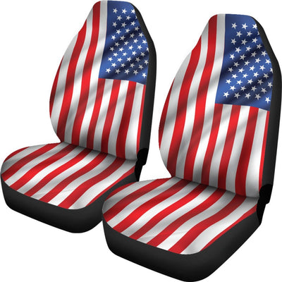 American Flag Classic Universal Fit Car Seat Covers