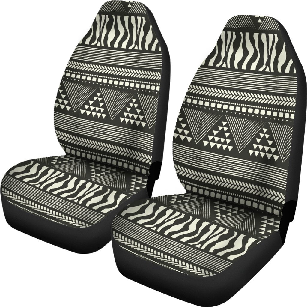 Animal Skin Aztec Pattern Universal Fit Car Seat Covers