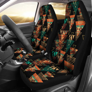 Aztec Design Pattern Universal Fit Car Seat Covers