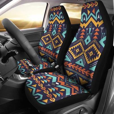 Aztec Style Print Pattern Universal Fit Car Seat Covers