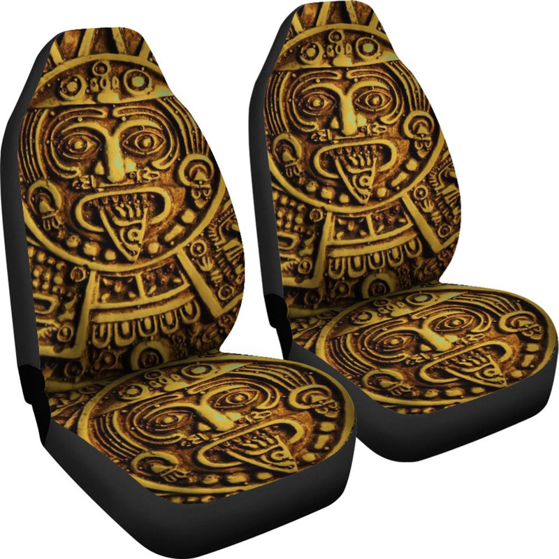 Aztec Warrior Design Universal Fit Car Seat Covers