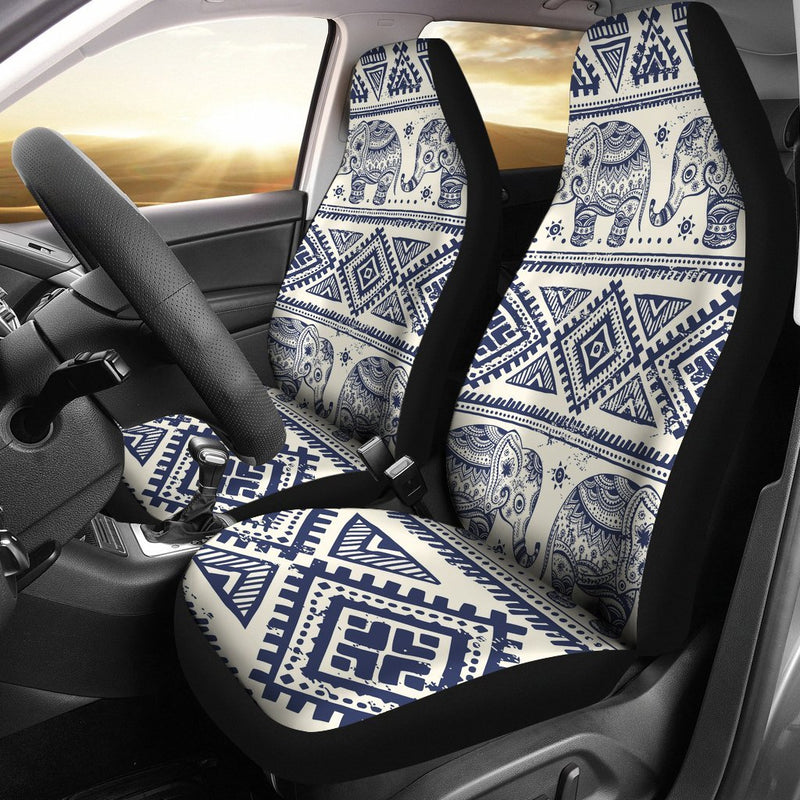 Baby Elephant Aztec Universal Fit Car Seat Covers