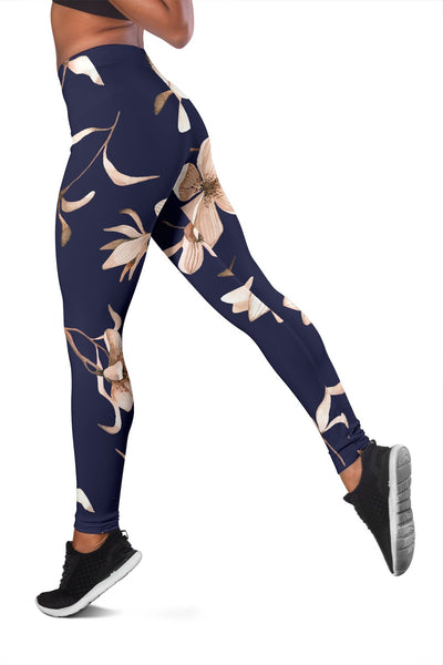 Beautiful Floral Pattern Women Leggings