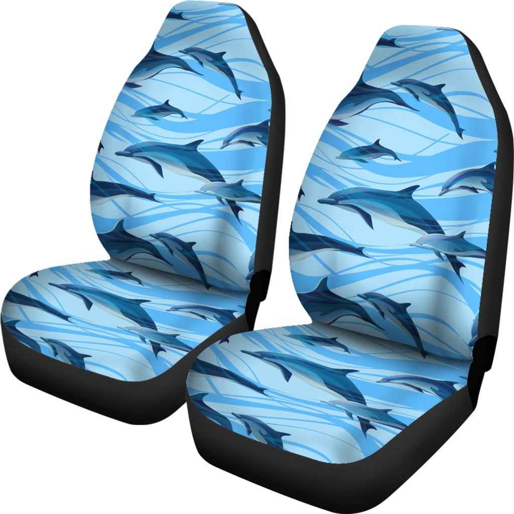Blue Dolphin Universal Fit Car Seat Covers