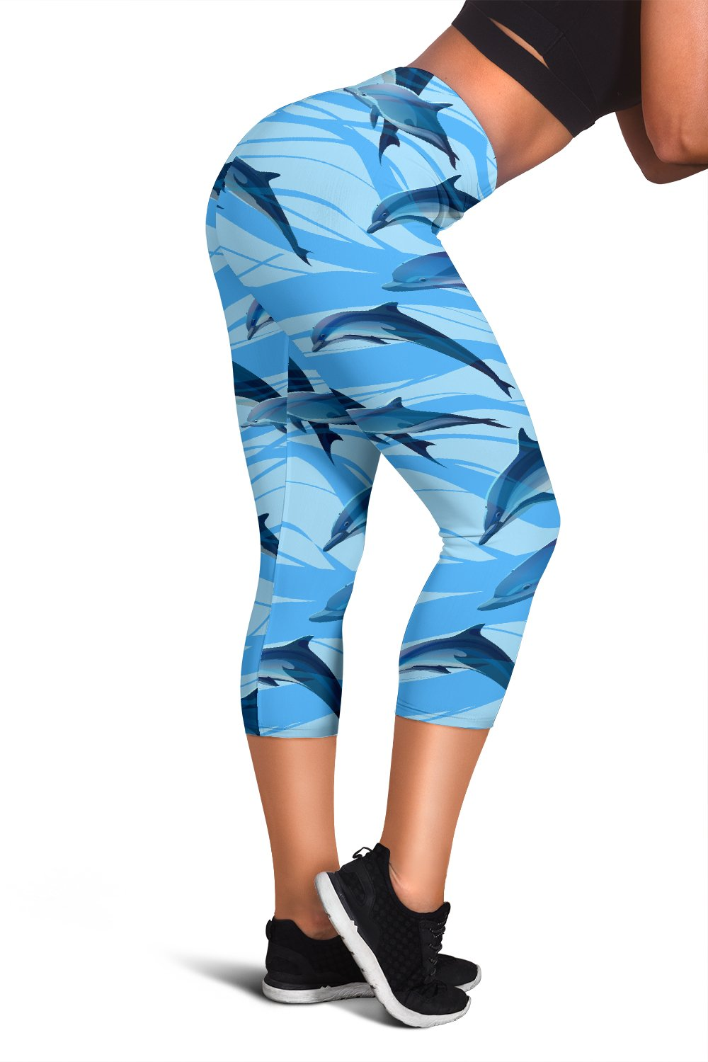 Blue Dolphin Women Capris