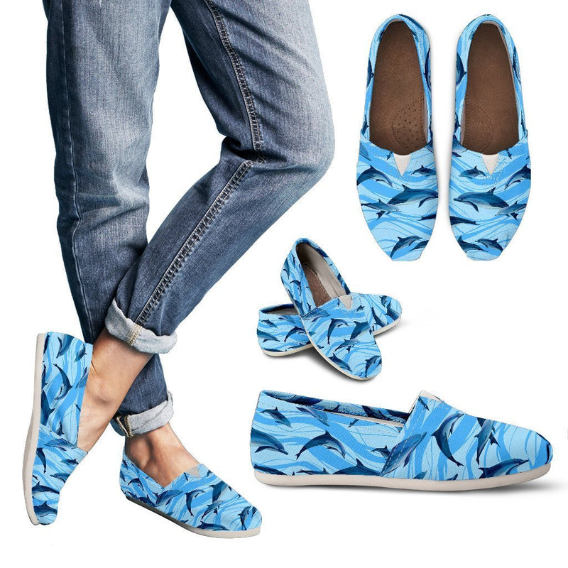 Blue Dolphin Women Casual Shoes-JorJune.com