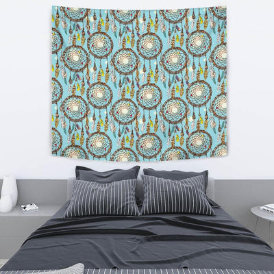 Blue Dream catcher Tapestry