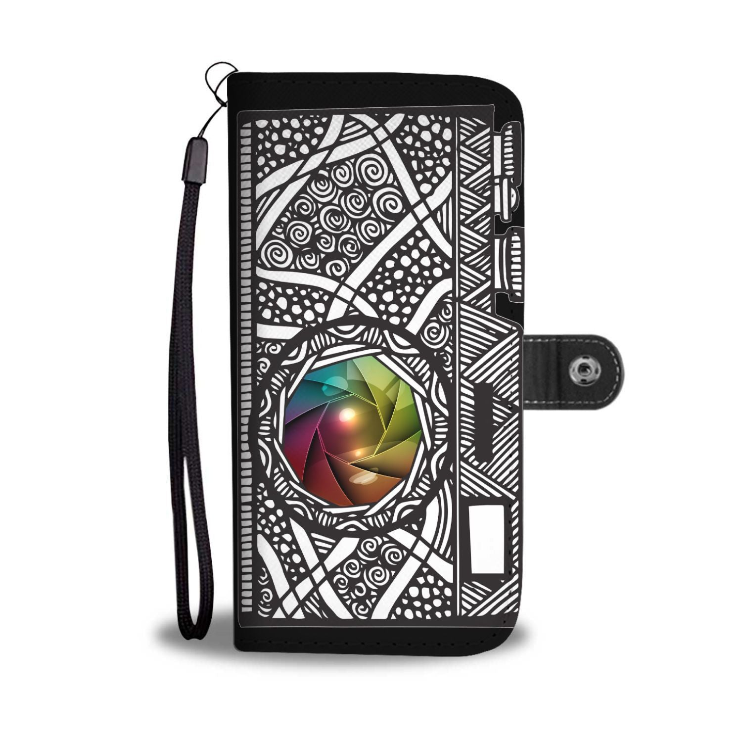 Aztec Wallet Phone Case