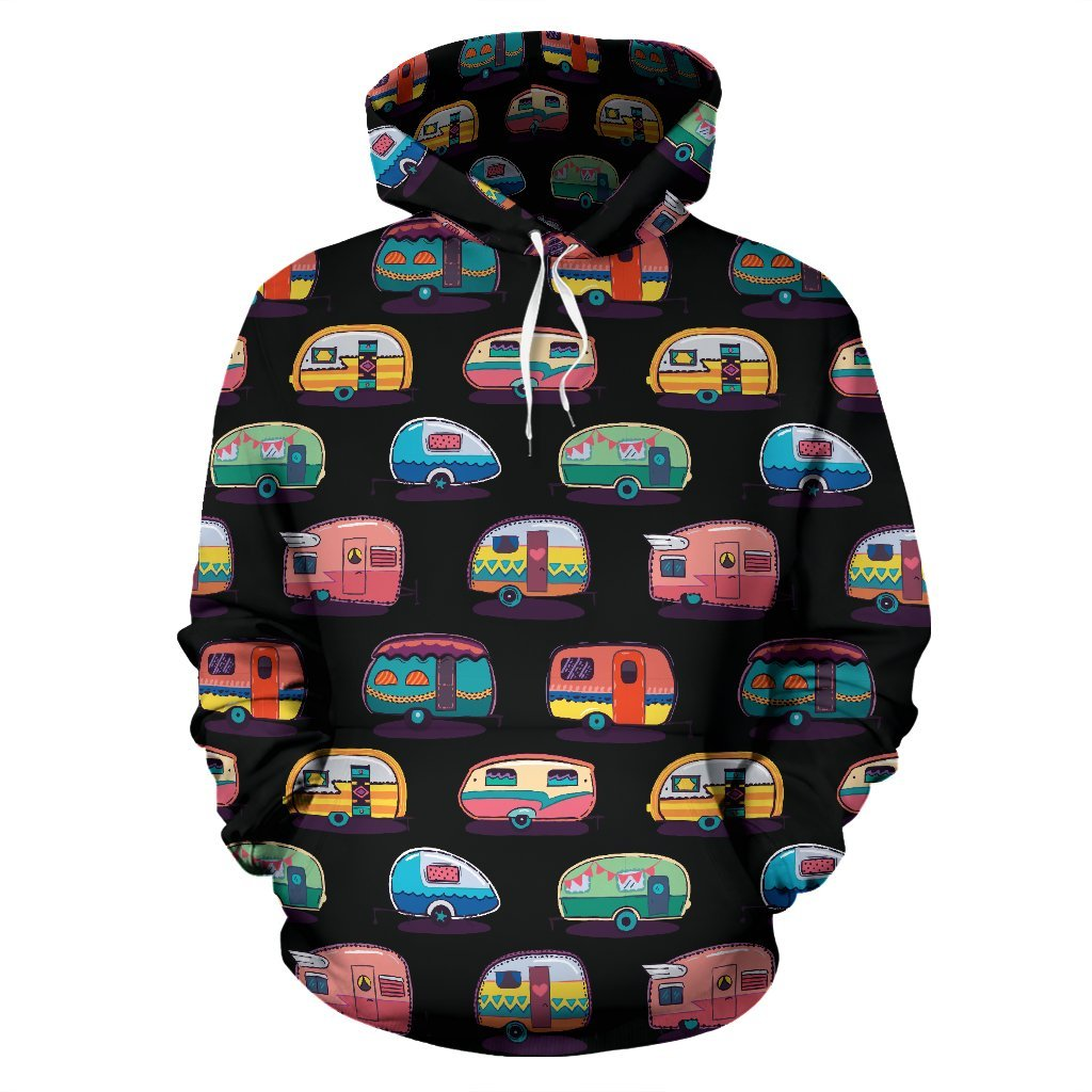 Camper All Over Print Hoodie