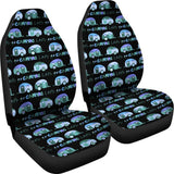 Camper Camping Time Universal Fit Car Seat Covers