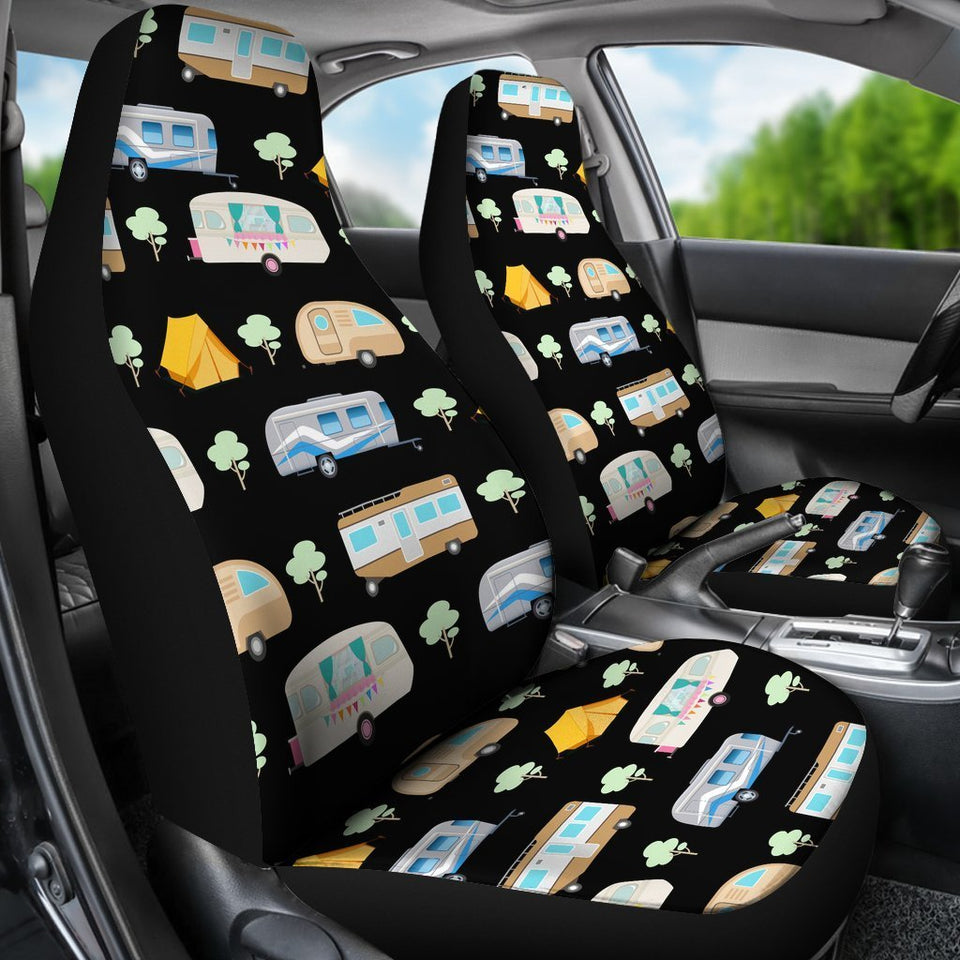 Camping Time camper tent Universal Fit Car Seat Covers