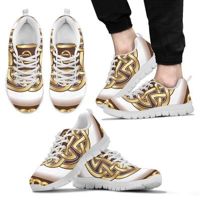 Celtic Gold Men Sneakers