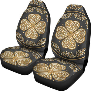 Celtic Print Universal Fit Car Seat Covers