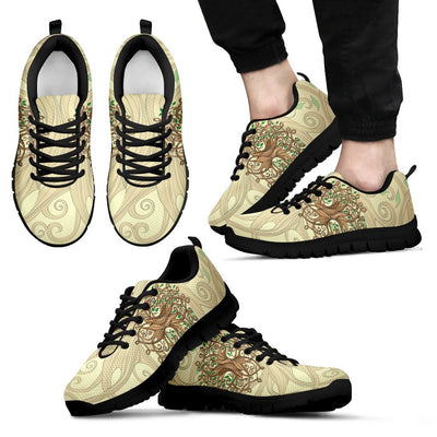 Celtic Tree of life Men Sneakers