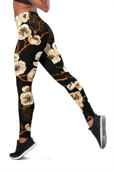 Cherry Blossom Women Leggings
