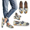 Colorful Tropical Palm Leaves Women Casual Shoes-JorJune.com