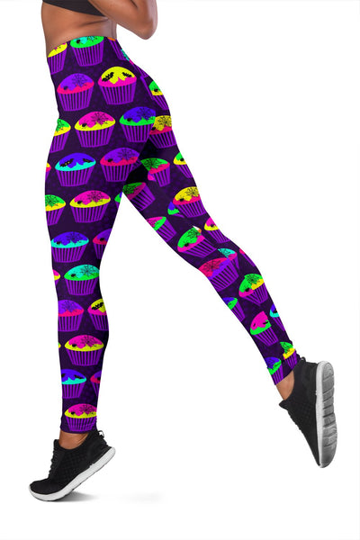 CupCake Halloween Women Leggings