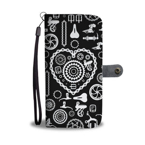 Cycling Bicycle accessories Wallet Phone Case