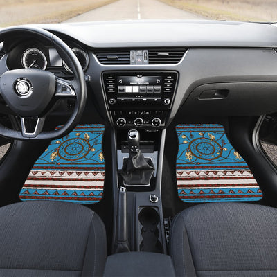 Dream catcher aztec Car Floor Mats