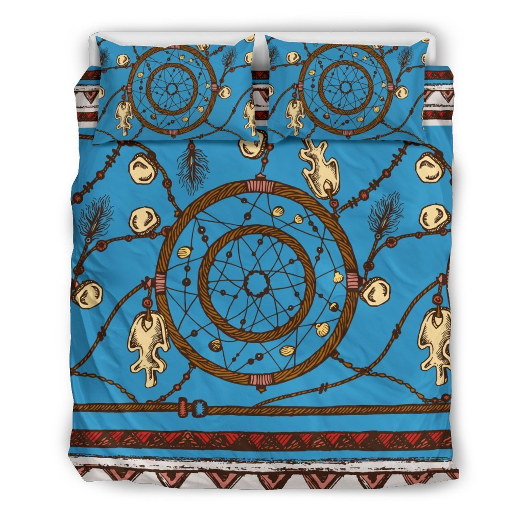 Dream catcher aztec Duvet Cover Bedding Set