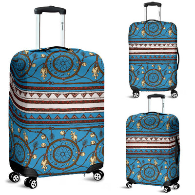 Dream catcher aztec Luggage Cover Protector