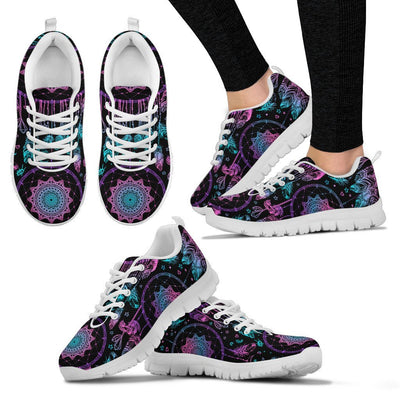 Dream catcher boho mandala Women Sneakers