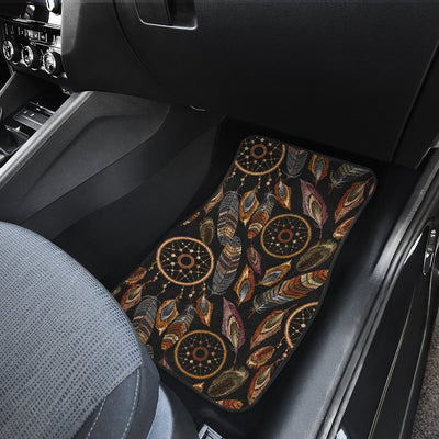 Dream catcher embroidered style Car Floor Mats