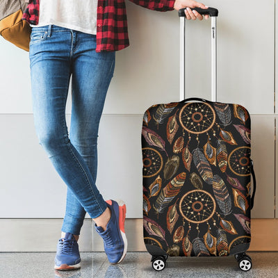 Dream catcher embroidered style Luggage Cover Protector