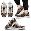 Dream catcher embroidered style Men Sneakers