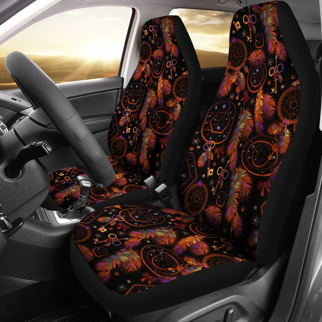 Dream catcher native american Universal Fit Car Seat Covers