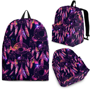 Dream Catcher Neon Premium Backpack