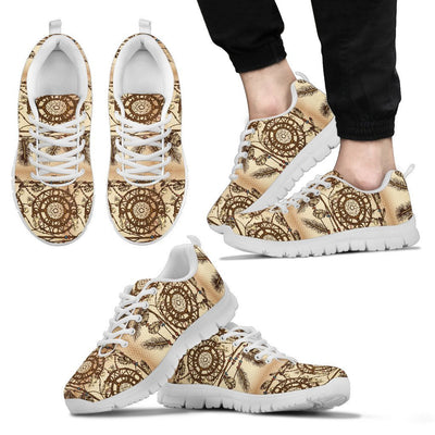 Dream catcher vintage native Men Sneakers