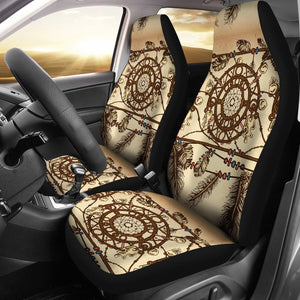Dream catcher vintage native Universal Fit Car Seat Covers