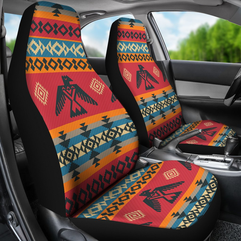 Eagles Native American Design Universal Fit Car Seat Covers Jorjune