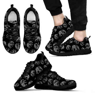 Elephant Tribal Men Sneakers