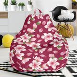 Cherry Blossom Pattern Print Design CB06 Bean Bag Chairs