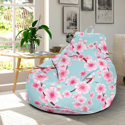 Cherry Blossom Pattern Print Design CB04 Bean Bag Chairs