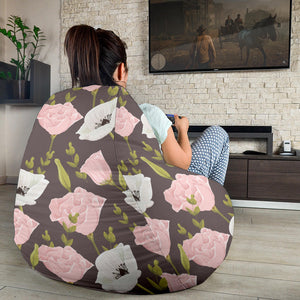 Anemone Pattern Print Design AM011 Bean Bag Chairs