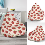 Apple Pattern Print Design AP01 Bean Bag Chairs