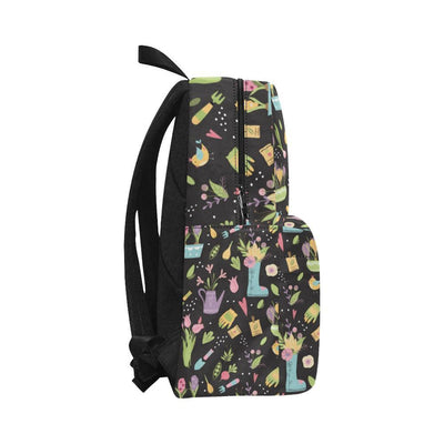 Gardening Pattern Print Design G03 Unisex Nylon Backpacks-JorJune