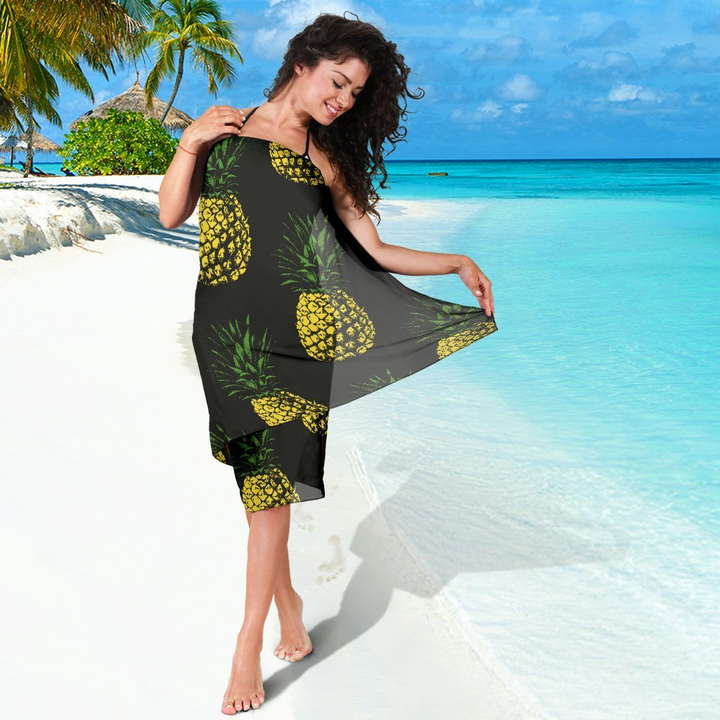 094f18772f932 Size Guide. undefined. SIZE GUIDE. Product Details. Gold Pineapple Sarong  Pareo Wrap ...
