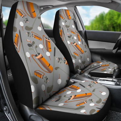 Golf Equipment Universal Fit Car Seat Covers