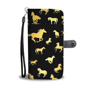 Horse Wallet Phone Case