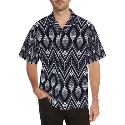Indians Tribal Aztec Men Hawaiian Shirt