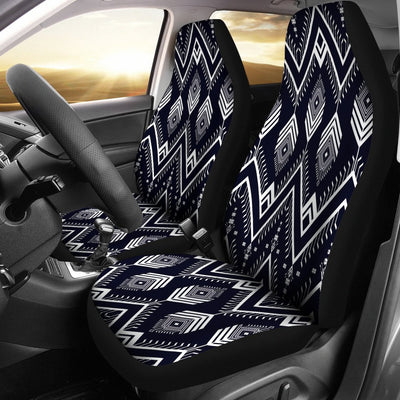 Indians Tribal Aztec Universal Fit Car Seat Covers