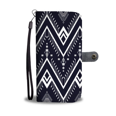 Indians Tribal Aztec Wallet Phone case
