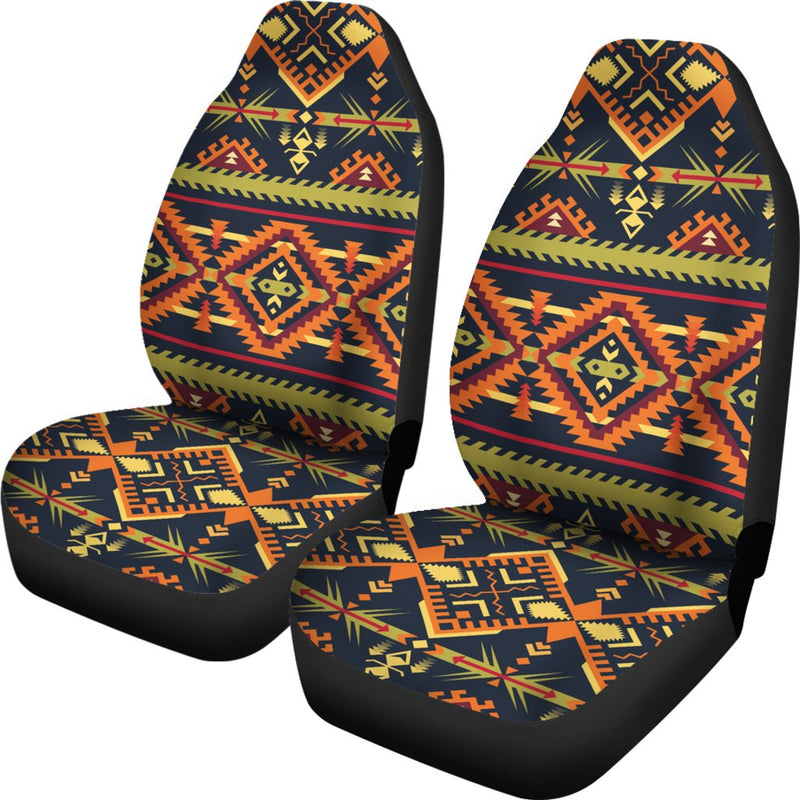Kente Classic Design African Print Universal Fit Car Seat Covers