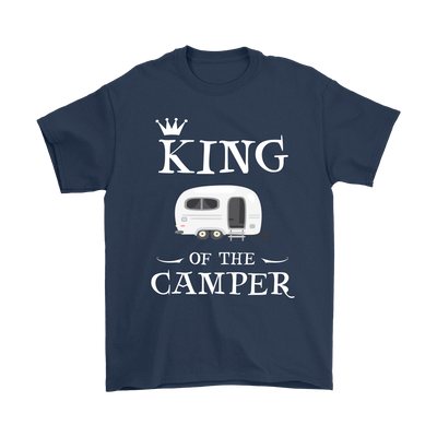 King of the Camper Shirts camp1115