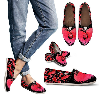 Love wine Women Casual Shoes-JorJune.com